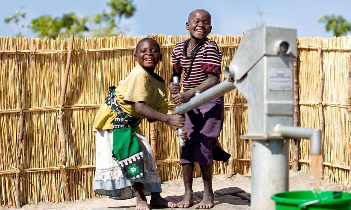 Learn how access to clean water